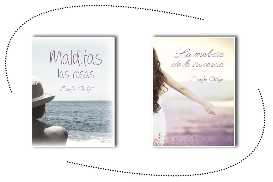 mis novelas publicadas (fotos de todas)
