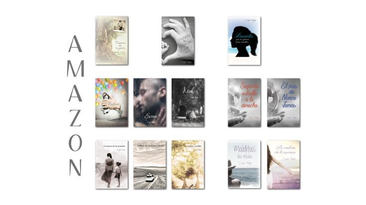 fotos mis novelas publicadas(DANIELA)